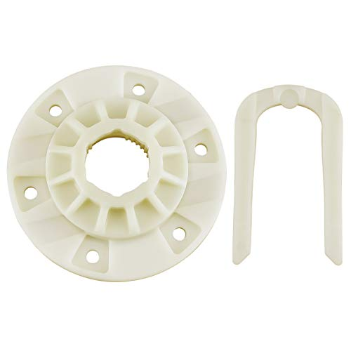 Price comparison product image W10528947 Washer Basket Driven hub kit by TOMOON - Replacement for Whirlpool Ken-more Maytag Amana Washing Machine - Replaces W10528947VP,  W10396887,  2684908,  AP5665171
