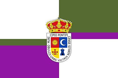 magFlags Bandera XL Porcuna, Jaén, España   Bandera Paisaje   2.16m²   120x180cm