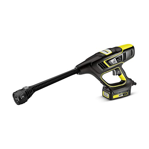 Kärcher KHB 5 Multi Jet Battery Handheld Cleaner, 18 V, Yellow