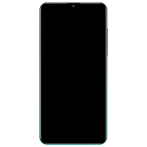 Huante MT6580A MT6580A Quad Core Android 6.0 3G Delantero 5MP Trasero 8MP Teléfonos Portátil Verde Enchufe UE 6.26 pulgadas HD + 2GB + 16GB