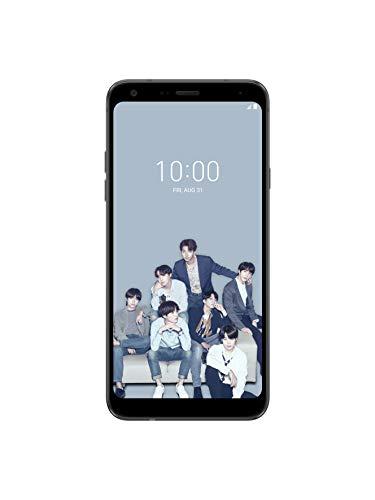LG Electronics LG Q7+ Limited Edition BTS Factory Unlocked Smartphone - Black (U.S. Warranty)