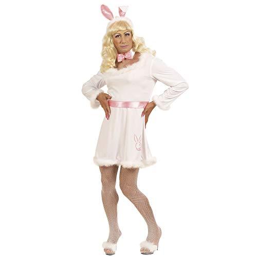 WIDMANN Disfraz de drag queen conejita para hombre