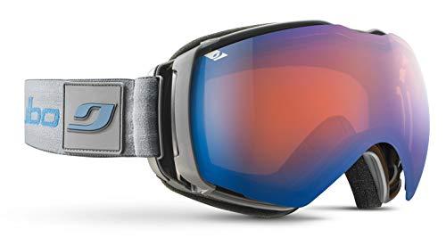 Julbo Airflux Masque de Ski avec Le SuperFlow System Gris XL+