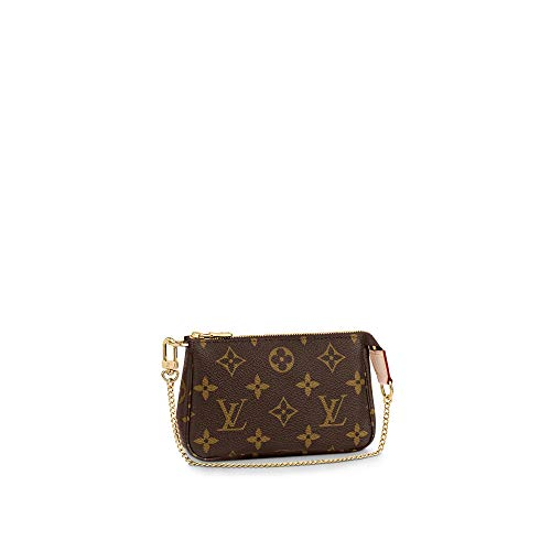 Louis Vuitton Mini Pochette Accessoires Handbag Evening Bags Clutches (Monogram)