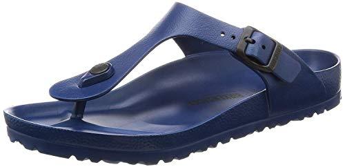 Birkenstock Schuhe Gizeh EVA Normal Navy (128211) 38 Blau