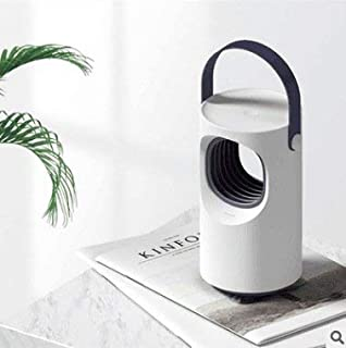 Jieer Lámpara Antimosquitos, Lámpara Antimosquitos para Interiores, Fuente de luz LED Repelente Dispositivo Antimosquitos Mosquito Blanco