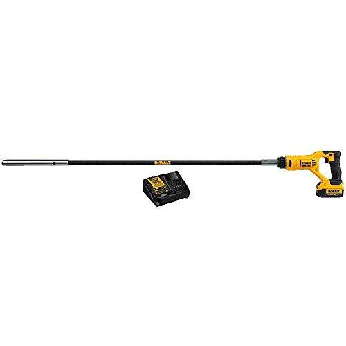 DEWALT 20V MAX Concrete Vibrator, Pencil (DCE531M1)