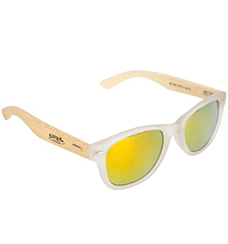 WOODY Sonnenbrille Cool Shoe white