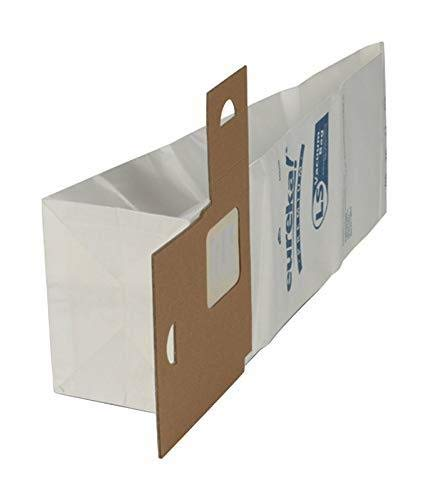 EUREKA Style LS - Bolsa de Papel con Filtro Vertical (2 Paquetes de 3 Unidades)