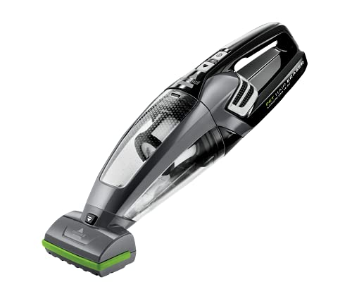 BISSELL Pet Hair Eraser | Aspirador de Mano inalámbrico | Cepillo Rodillo motorizado | 2278N