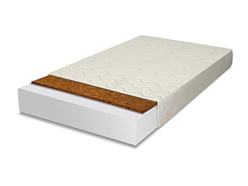 4myBaby GmbH Best for You Schaumstoffmatratze KOKOS Naturkokosplatten mit TÜV Matratze Kinderbettmatratze 15 Größen (90x200cm)