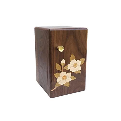 Cajas para joyas Caja de joyería Caja de almacenamiento Multilapa Anillo Pendiente Collar Pulsera...