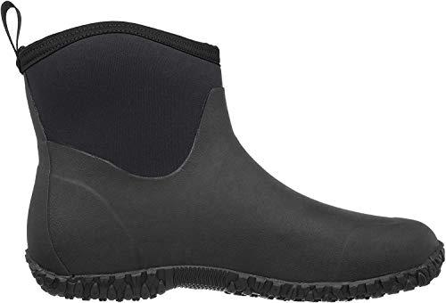 Muck Boots Herren Men's Muckster Ii Ankle Gummistiefel, Schwarz (Black/Black), 46 EU