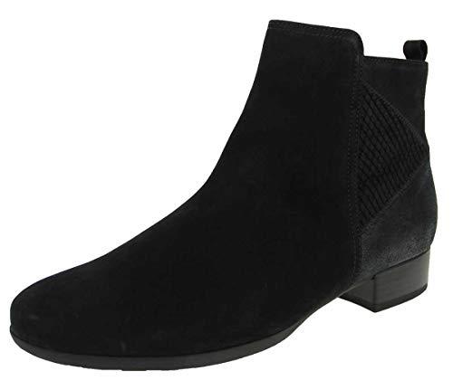 Gabor dames laarzen zwart 537093