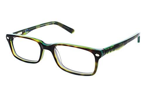 Nickelodeon Teenage Mutant Ninja Turtles Commander Childrens Eyeglass Frames - Tortoise