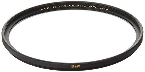 B+W UV-Haze- und Schutz-Filter (77mm, MRC Nano, XS-Pro, 16x vergütet, slim, Premium)