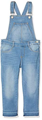 Catimini Cq20005 Salopette Long Pantalones de Peto, Azul (Indigo 46), 6 años (Talla del Fabricante: 6A) para Niñas