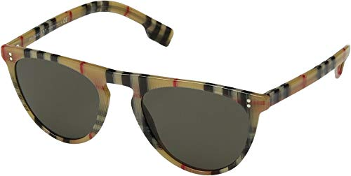 Burberry Men's 0BE4281 Vintage Check/Brown One Size