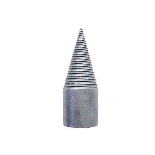 Broca de leña Broca de tronzadora Máquina de broca de acero al carbono Tornillo Cono Cono redondo/cuadrado/vástago hexagonal Broca de diamantes de imitación
