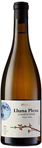 Pinord Lluna Plena Chardonnay Vino Blanco Crianza Ecológico - 750 ml