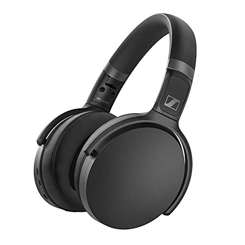 cuffie on ear sennheiser Sennheiser HD 450BT Cuffie Wireless/Bluetooth con Cancellazione Attiva del Rumore