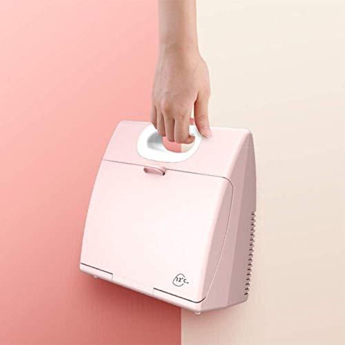 SHKUU Mini Nevera para Cuidado Piel, Nevera portátil Belleza compacta 5 l con Temperatura Constante 12 ° C para sueros Belleza hidratantes