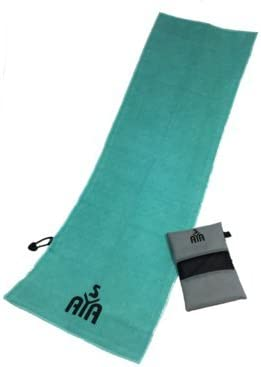 YISAMA Microfiber Towel Compact Abasorbent Lightweight Quick Dry Perfect for Sports Gym Yoga Camping Travel Swim Bowling