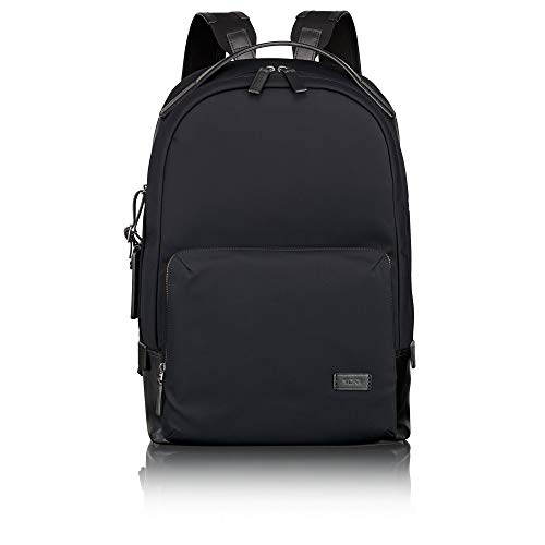 "Tumi Harrison, Mochila Webster, 15""portatíl, Black Nylon, 066023D"