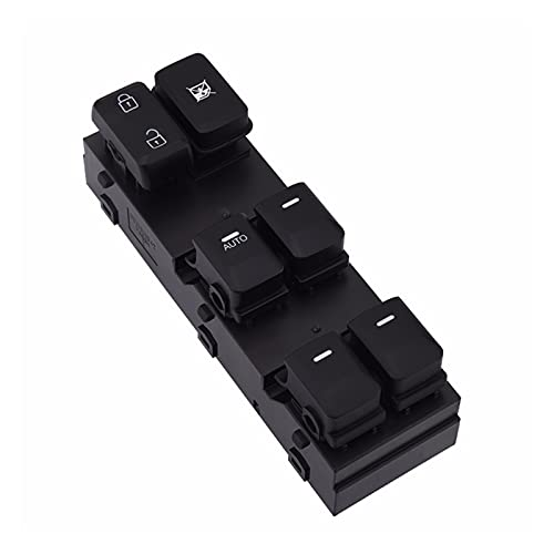 ZHIXIANG Master Power Window Controll Switch Electric Power Lifter Window Switch Fit para Kia Sportage 2011 2013 2014 2015 2015 2015 (Color : High Matching)