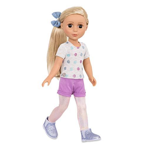Glitter Girls GG51056Z Amy Lu 35,6 cm (14') Poseable bambole moda per ragazze dai 3 anni in su, varie