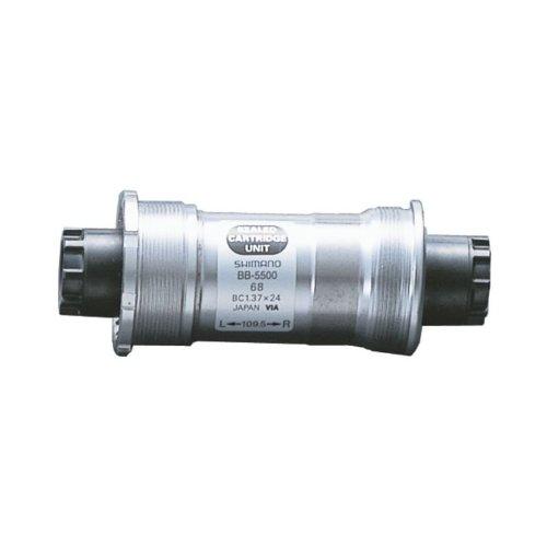 Shimano Innenlager BB-5500 Octalink, italienisches Gewinde, Achslänge 118,5mm - 5