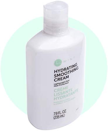 Professional Series Hydrating Heat Protectant for Hair by MINT Extremely Light Weight Hair Smoothing product image