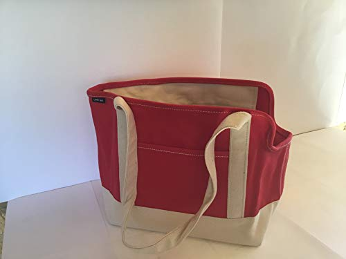 Lands' End Canvas Tote Carrier