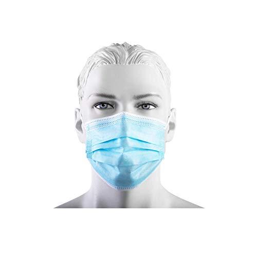 FTC Masken Schutzmasken Maske Mund-Nasenschutz Mundschutz Mund-Nasen Abdeckung Staubmasken 50x Versand aus DE 50pcs per Box