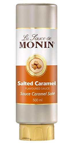 Monin Sauce Salted Caramel, 500 ml