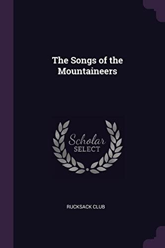 The Songs of the Mountaineers product image