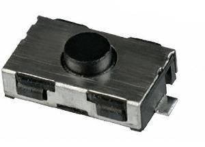 Topalli - Botón interruptor para mando a distancia para Peugeot 107, 206, 307,...