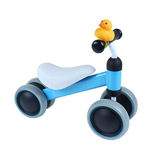 Calma Dragon Triciclo GDKTP01, Bicicletta senza pedali per bambini, Baby Jogger, Bicicletta per bambini con ruote larghe, Bicicletta per bambini con ruote larghe (Blu)
