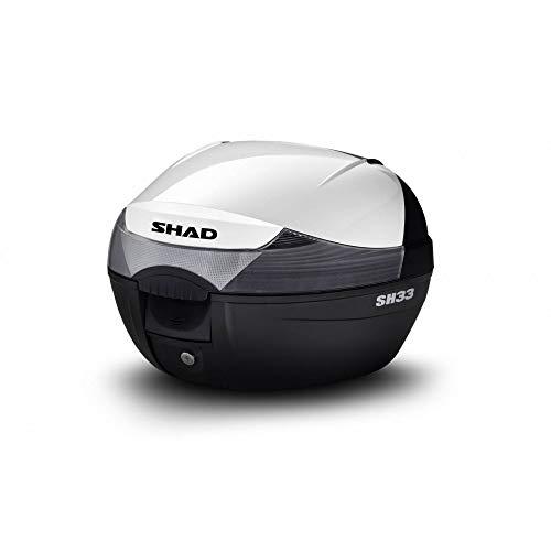 Shad D1B33E208 Sobretapa para Baúl Sh33, Blanco