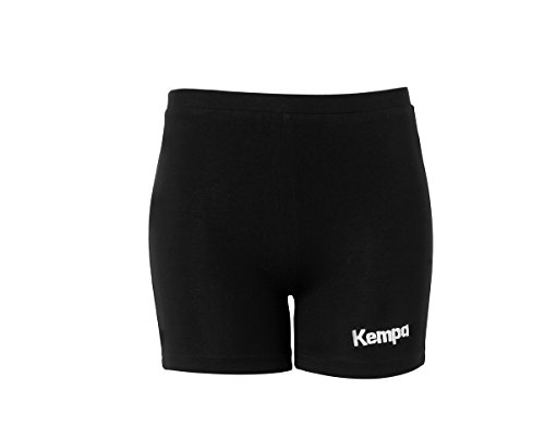 Kempa Kinder Tights Kids Hose, Schwarz, 140