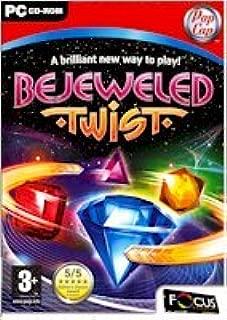 BRAND NEW Focus Multimedia Bejeweled Twist Classic Zen Challenge Blitz Modes Instant Replay