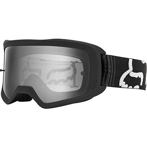 Fox Racing Main II Race Adult Off-Road Motorcycle Goggles - Black/One Size