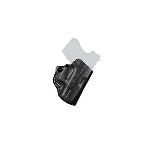 DeSantis RH Black Mini Scabbard Holster-Taurus 709 Slim