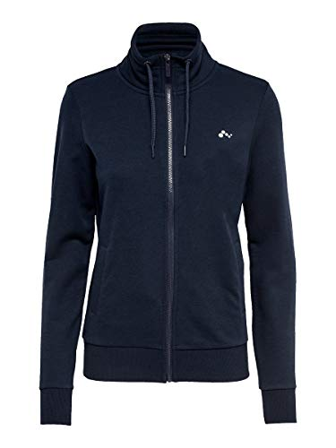 Only Onpelina High Neck Sweat-Opus Felpa, Blu (Navy Blazer Navy Blazer), X-Small Donna