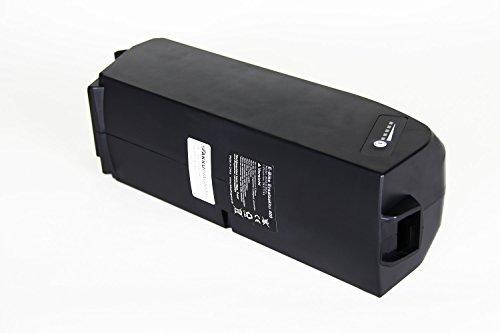 Ersatzakku 36V 11 Ah ( 400Wh ) für E-Bike Fahrrad Akku für Bosch PowerPack Classic+ 300 und 400 (R400) von GTE - 6
