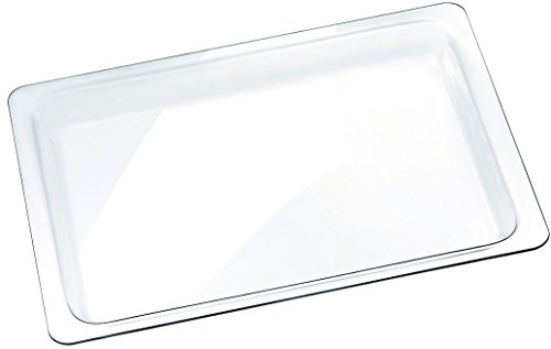 Miele HGS100 Oven and Stove Accessories/Glass Bowl Ideal for Casseroles Gratins, and Cake/Faster And Makes Baking Look Smoother Than With Panels, Keine Farbe