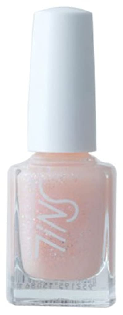 三角ミル作曲するTINS カラー015(the sakura pink) サクラピンク  11ml カラーポリッシュマニキュア