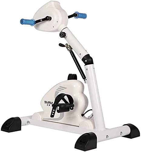 Reclutamiento con Resistencia Máquina de rehabilitación eléctrica Pedal Interior Fitness Equipos para Personas Mayores y Ancianos * 1-A