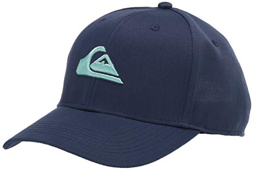 Quiksilver Boys' Big Decades Youth HAT, Majolica Blue, 1SZ
