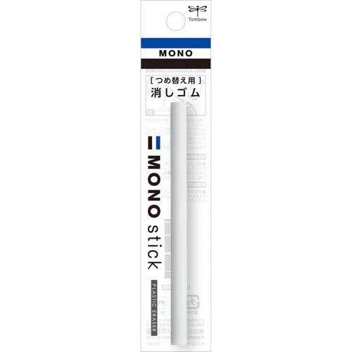 トンボ鉛筆 ホルダー消しゴムモノスティック用替え消しゴム ER-KM 1個 ×3 セット